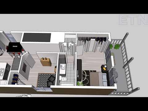 31 Garneau Apartment 3 Interior Renderings (*See Description)