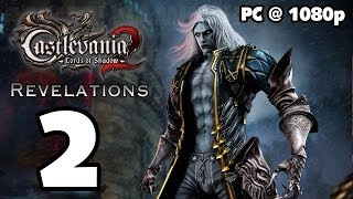 Castlevania: Lords of Shadow 2 Revelations Walkthrough PART 2 [1080p] No Commentary TRUE-HD QUALITY