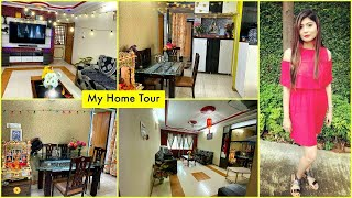 MY SWEET HOME TOUR 🏠 | Indian House Tour | Rinkal Soni