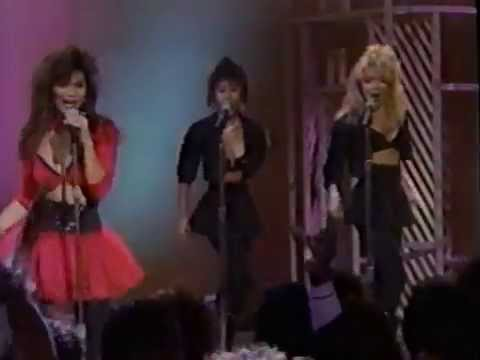 "Nia Peeples on Soul Train: ""Trouble"" (1988)"