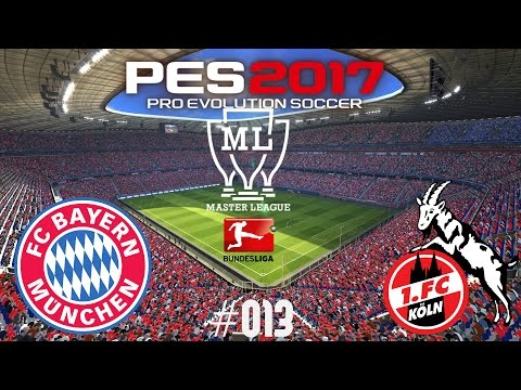 PES 2017 Meister