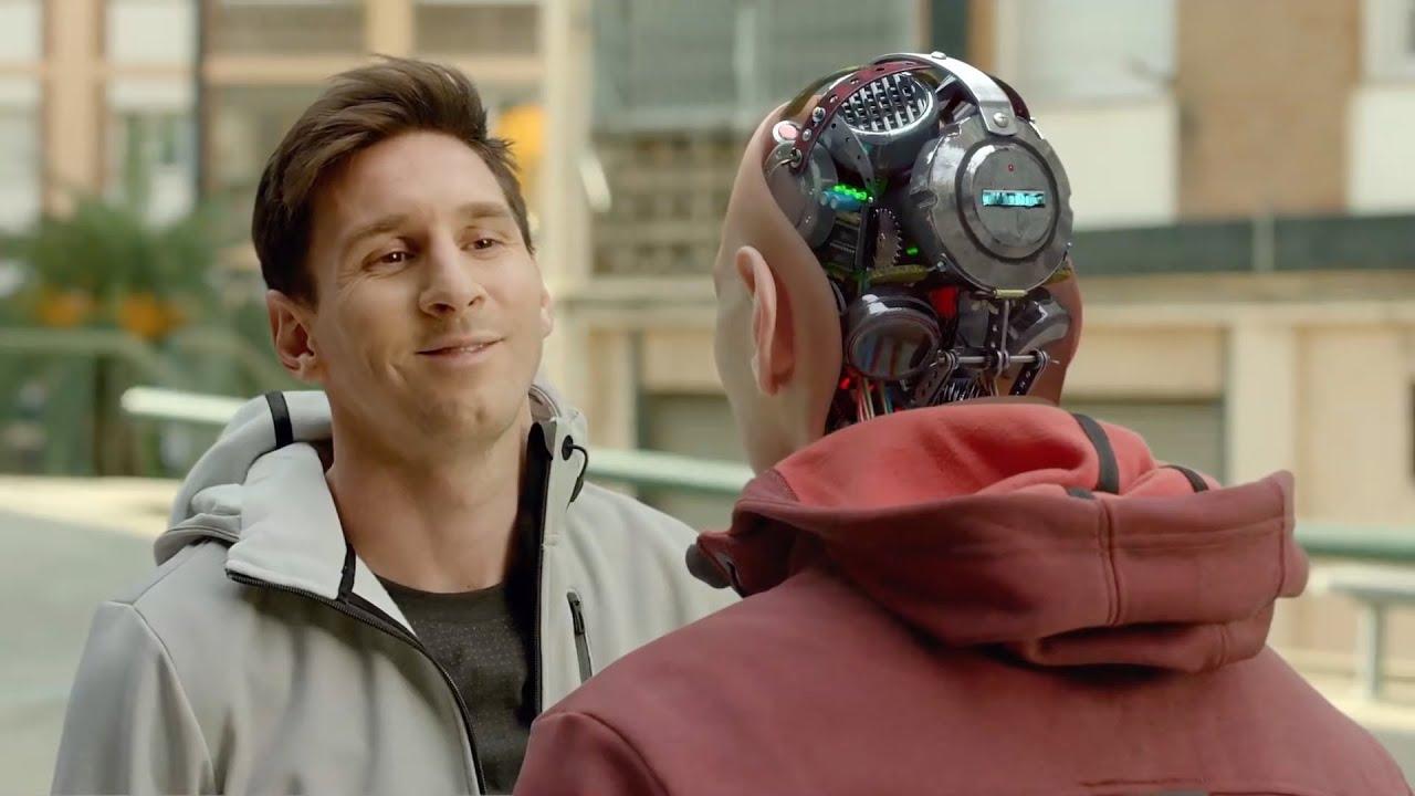 Lionel Messi'nin Robotu! | Reklam Filmi • HD
