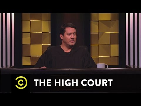 The High Court - Good Judge, High Judge