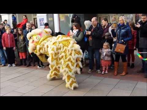 Chinese New Year ~ Chatham, Kent.