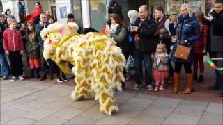Chinese New Year ~ Chatham, Kent.