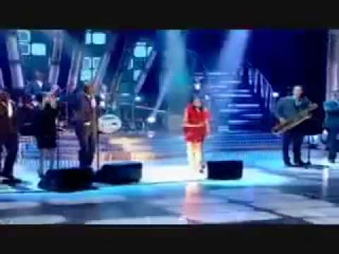 Dionne Bromfield Mama Said Strictly Come Dance with Amy Winehouse 10 10 2009
