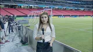Stephanie Denardo- ABC Atlanta WSB-TV ~ CONCACAF Gold Cup PKG