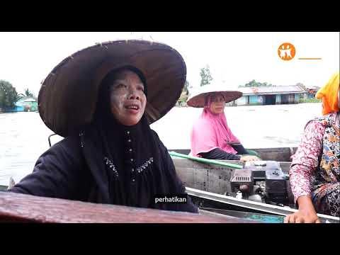 Kondisi Korban Banjir di Kalimantan Selatan