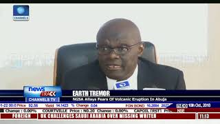 NGSA Allays Fears Of Volcanic Eruption In Abuja