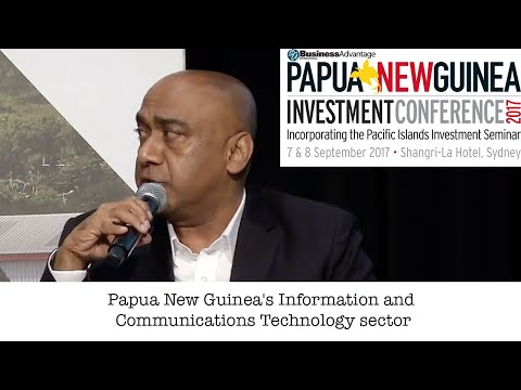 Papua New Guinea's Information and Communications Technology sector