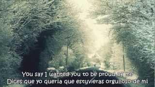Tori Amos - Winter (Lyrics)+(Subtitulos en español)