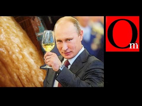Cталагмит - кандидат в президенты России
