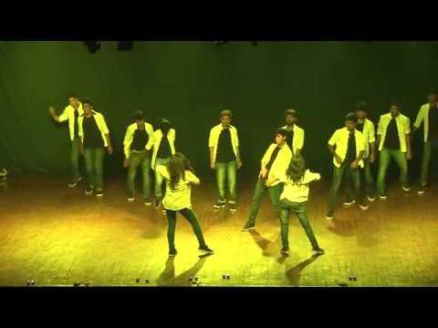 IIT Patna | Group Dance | Inter IIT Cultural Meet 2017