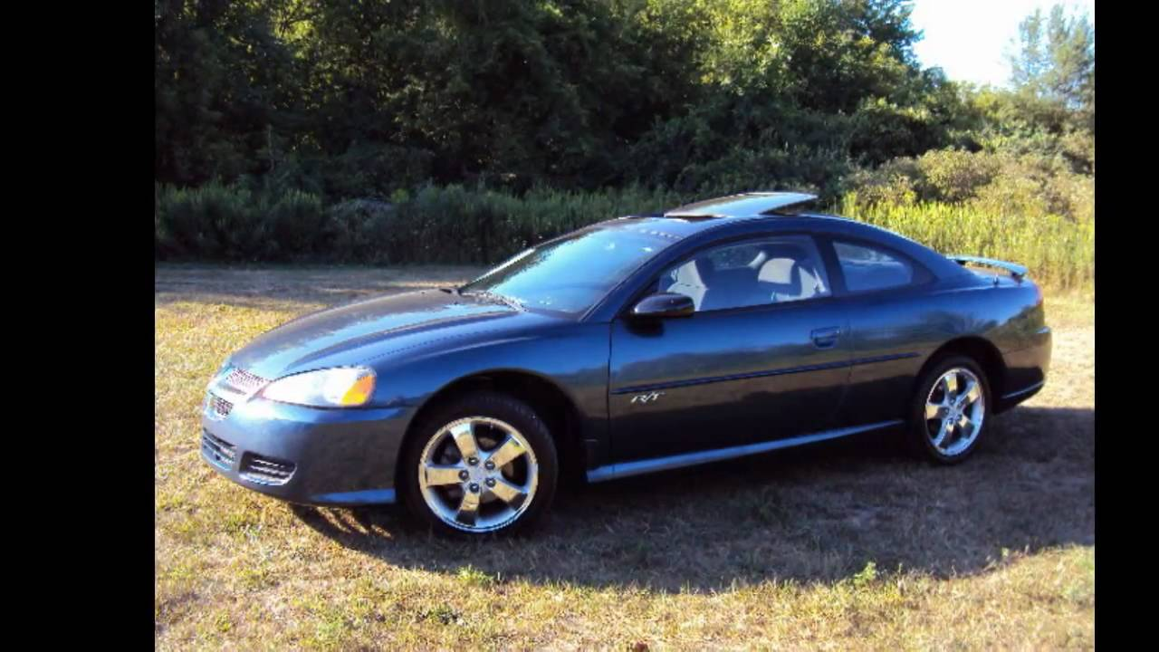 2004 Dodge Stratus R T Coupe Youtube