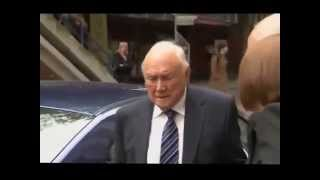 Stuart Hall Jailed, who