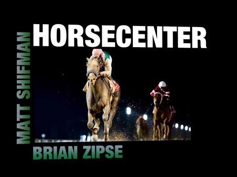 HorseCenter - Arrogate Storms Dubai & Kentucky Derby Prep Previews