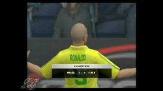 World Tour Soccer 2003 PlayStation 2 Gameplay_2002_12_04
