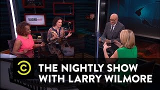The Nightly Show - A Postmenopausal President