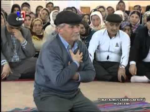 Tokat Almus Çambulak Köyü Hızır Cemi