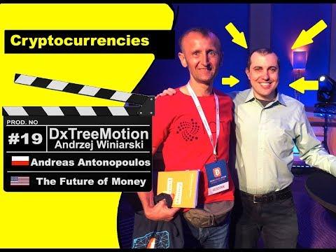 🎬 Andreas Antonopoulos - The Future of Money - Cryptocurrencies & Bitcoin (PART 1)