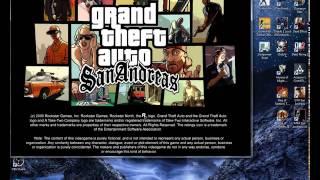 Как запустить GTA San Andreas в окне