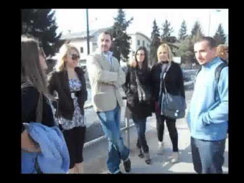 Media Centar Sarajevo 12.04.2011, video prilog