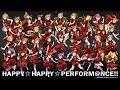 アイドルマスターミリオンライブ!LIVE THE@TER MEDLEY!! 前編