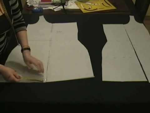taglio dell'abito con un unica spallina: corso taglio e cucito Sitam