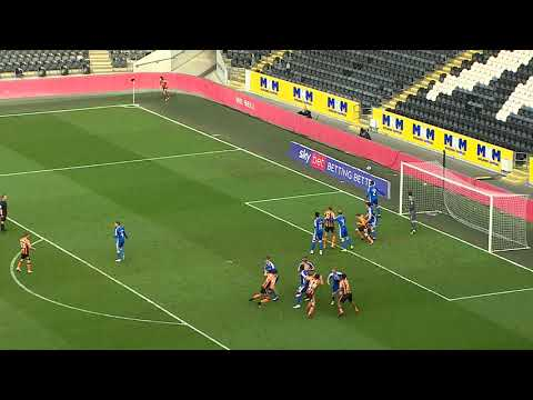 Hull Gillingham Goals And Highlights