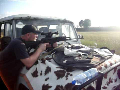 Сайга МК 223 Новый спортивный карабин. - YouTube
