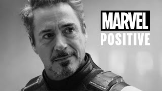 MARVEL: POSITIVE (Part 1 of 2)