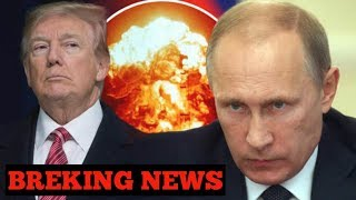 BREKING NEWS!! World War 3 WARNING: USA and Russia cautioned nuclear arsenals THREATEN entire world