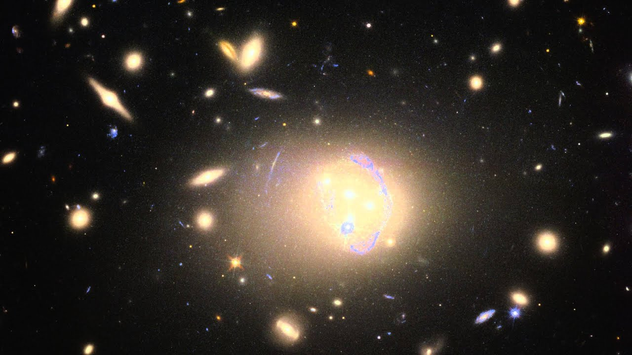 hubble galaxy hd clusters - photo #25