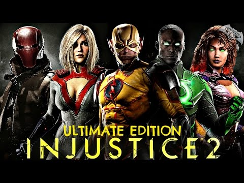 Injustice 2 - Is The Ultimate Edition Worth It?