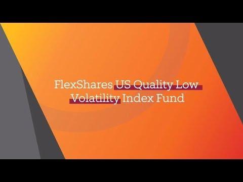 FlexShares US Quality Low Volatility Index Fund (QLV)
