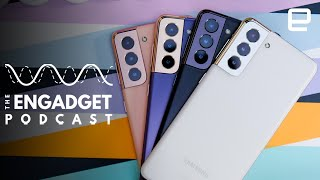 Samsung Galaxy S21 and S21 Ultra Deep Dive | Engadget Podcast Live