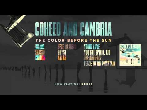 Coheed and Cambria - Ghost [Audio Only]