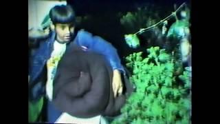 Ash Street, Roseville, CA - Charlie Loading Up For Summer Camp (1979)
