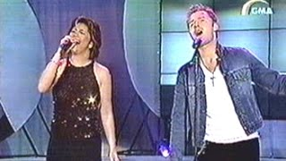 Regine Velasquez & Ronan Keating - When You Say Nothing At All (Live at SOP)