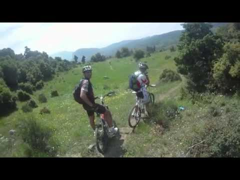 Oeta mount 22-5-2011 part1 ,Greece