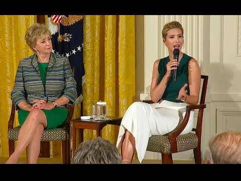 Ivanka Trump Speaks and Takes Questions at Small Business Event 8/1/17