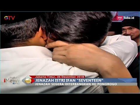 Tangisan Ifan Seventeen Disamping Jenazah Sang Istri Dylan Sahara - BIP 25/12