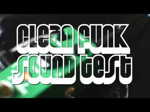 Fender Micro Comp SOUND TEST