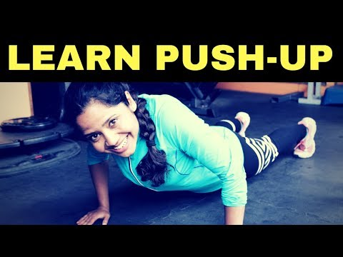 How to learn push-ups | Tips and Benefits | DP Fitness