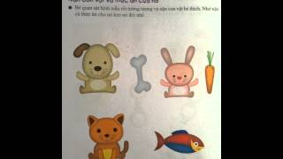 Góc tạo hình của bé ( dành cho bé từ 3-4 tuổi )