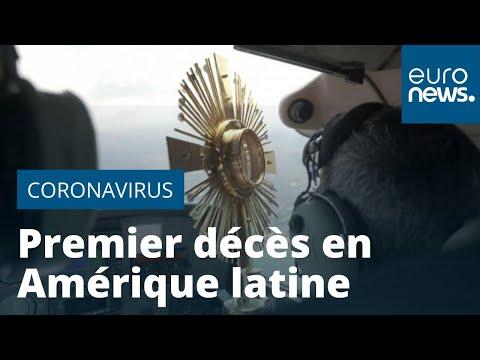 Coronavirus: un homme de retour d'un voyage en Europe meurt en Argentine