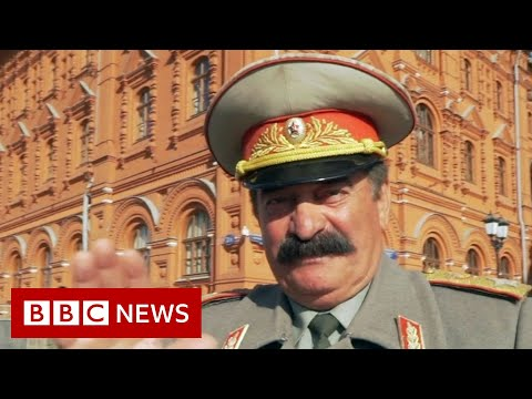 What do Russians think of Stalin? - BBC News