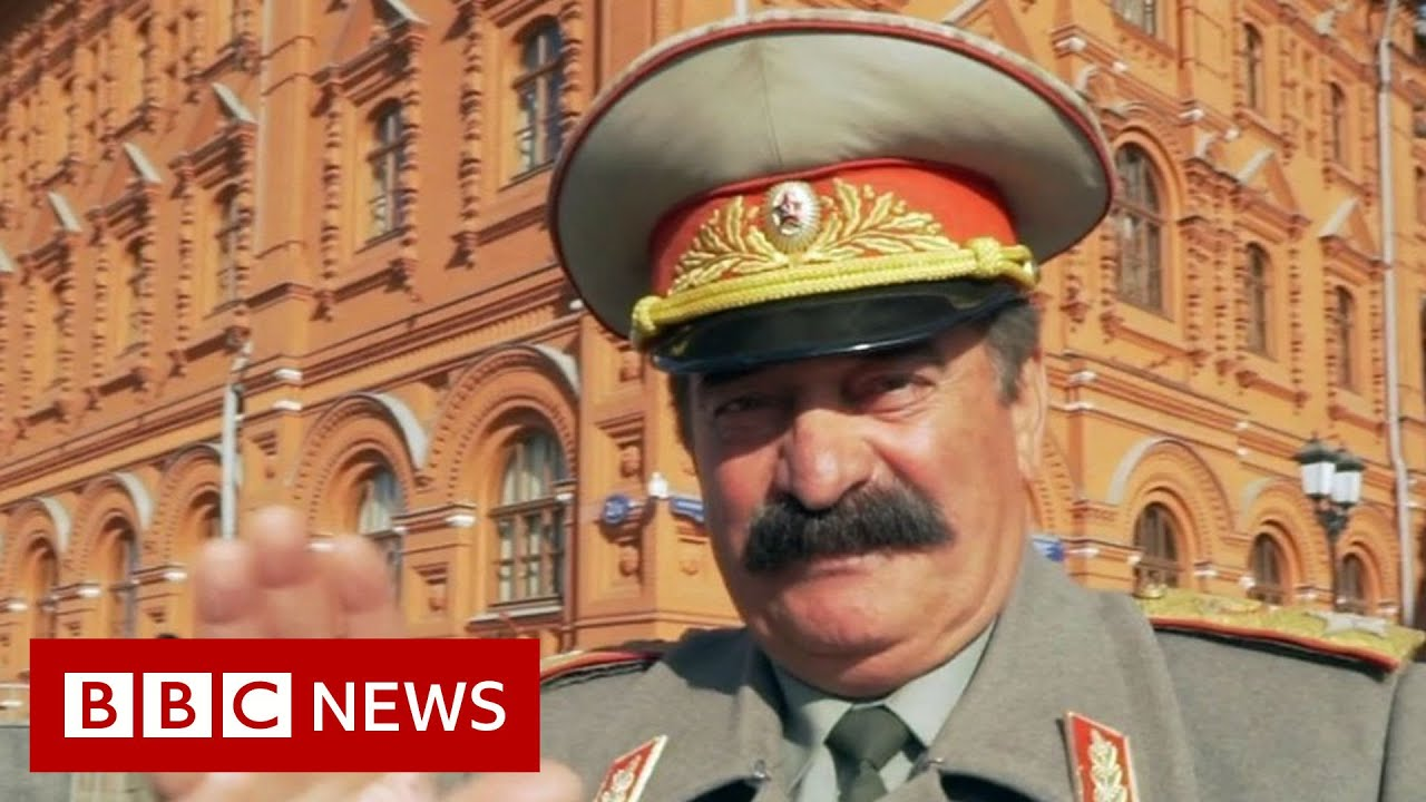 Download What do Russians think of Stalin? - BBC News