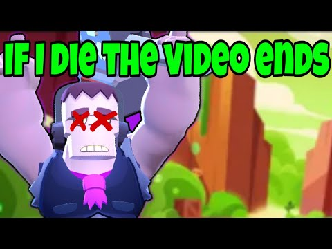 If I Die The Video Ends...