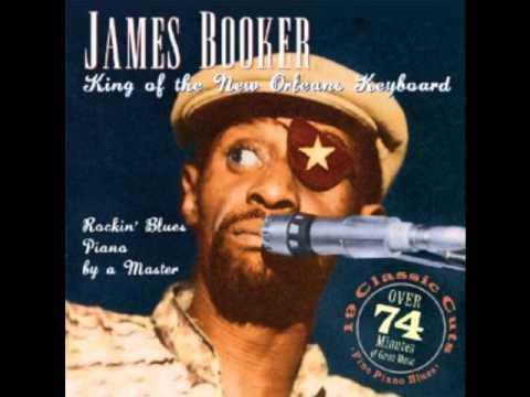 James Booker - Blues Rhapsody